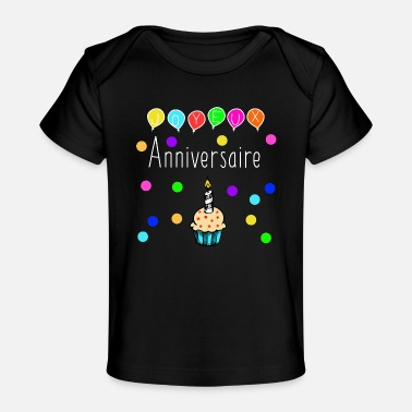1st Birthday 1st birthday - Baby Organic T-Shirt