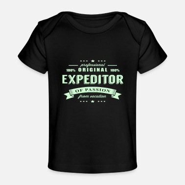 Expeditor Passion T-Shirt - Baby Organic T-Shirt