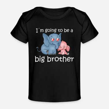 Big Brother Big Brother - Baby Organic T-Shirt