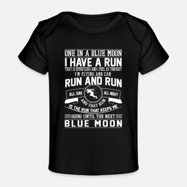 Sporty I'm Flying And Can Run And Run All Day T Shirt - Baby Organic T-Shirt