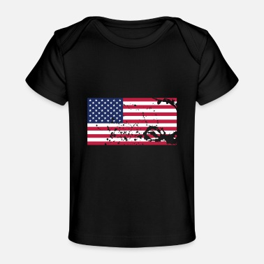 Flags Flag Flag Flag - Baby Organic T-Shirt