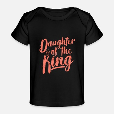 Father And Daughter Father and Daughter - Baby Organic T-Shirt