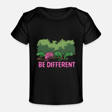 Different Be different - Baby Organic T-Shirt