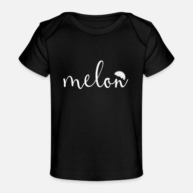 Melon With Melon - Baby Organic T-Shirt