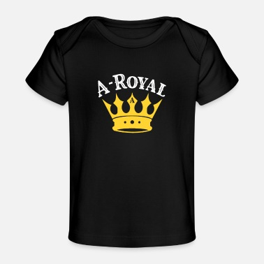 High School Graduate A-royal high school graduation - Baby Organic T-Shirt