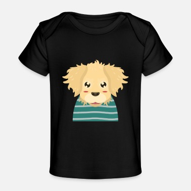Golden Retriever Golden Retriever - Baby Organic T-Shirt