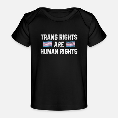 Transsexual Trans Transsexual - Baby Organic T-Shirt