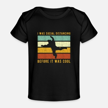 Skydiving Skydiver Skydiving - Baby Organic T-Shirt