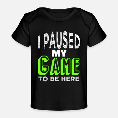 Provocation gaming provocation - Baby Organic T-Shirt