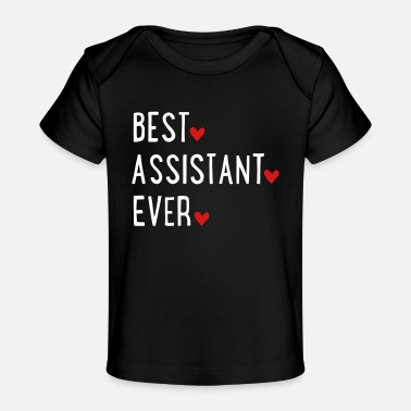 Assistant assistant - Baby Organic T-Shirt