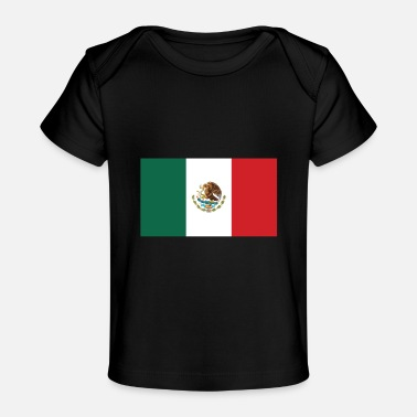 Flags National Flag Of Mexico - Baby Organic T-Shirt