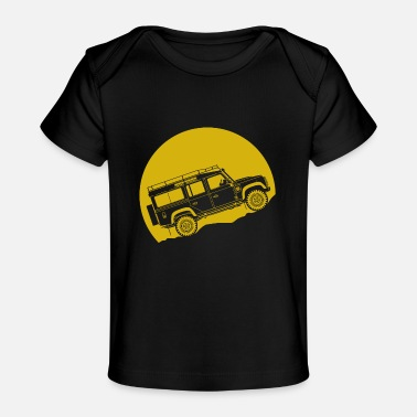Defender Defender 110 - Sunset - Baby Organic T-Shirt