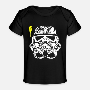 Tatoo Stormtrooper Tatoo - Baby Organic T-Shirt