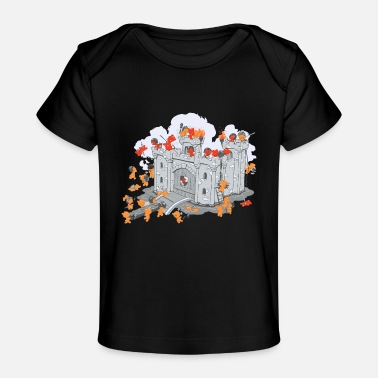 Sieg The Siege - Baby Organic T-Shirt