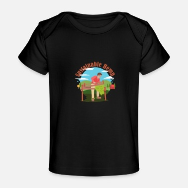 Hemp Sustainable Hemp - Baby Organic T-Shirt