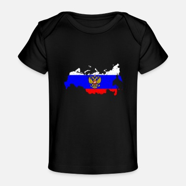 National Symbol Russia National Symbol - Baby Organic T-Shirt