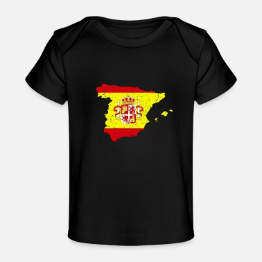National Symbol Spain National Symbol - Baby Organic T-Shirt