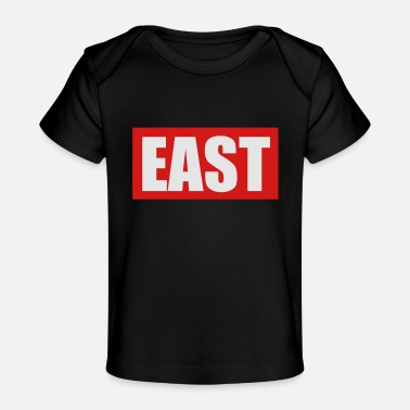 East East - Baby Organic T-Shirt