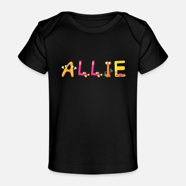 Ally Allie - Baby Organic T-Shirt