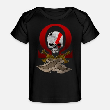 God God of war - Baby Organic T-Shirt