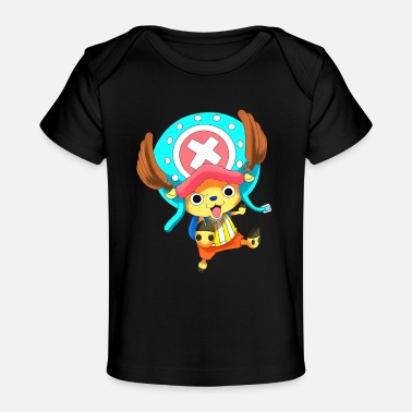 Piece chopper cute - Baby Organic T-Shirt