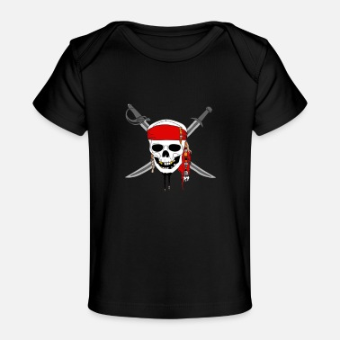 Caribbean Pirates of the Caribbean - Baby Organic T-Shirt