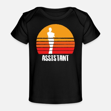 Assistant The Assistant - Baby Organic T-Shirt