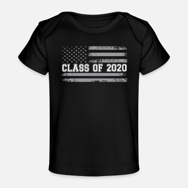 Party Vintage Class of 2020 - Baby Organic T-Shirt