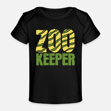 Zookeepers Zookeeper Zoologist - Baby Organic T-Shirt