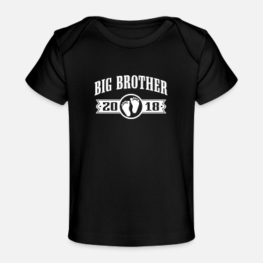 Big Brother BIG BROTHER 2018 - Baby Organic T-Shirt