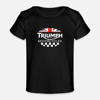 Triumph For The Ride - Baby Organic T-Shirt