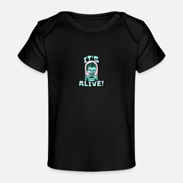 Alive ALIVE - Baby Organic T-Shirt