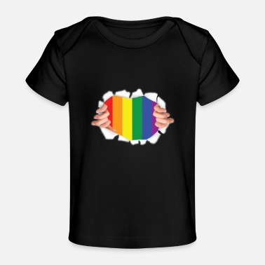 Gay Marriage Gay Pride Gay Rights Gay Marriage LGBT Strong Gift - Baby Organic T-Shirt