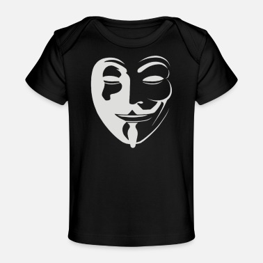 Anonymous Anonymous - Baby Organic T-Shirt