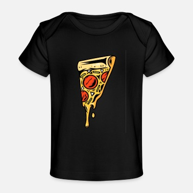Sliced Pizza Pizza - Slice pizza - Baby Organic T-Shirt