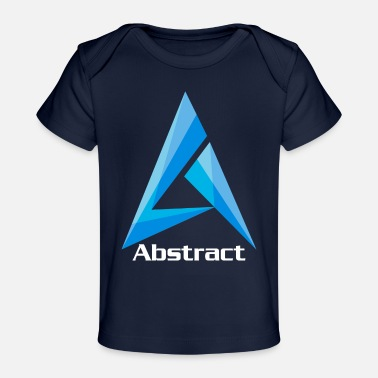 Abstract Abstract - Baby Organic T-Shirt