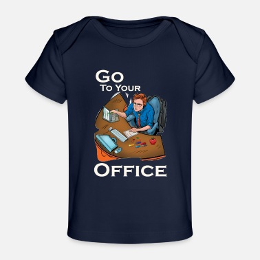 Office Office - Baby Organic T-Shirt