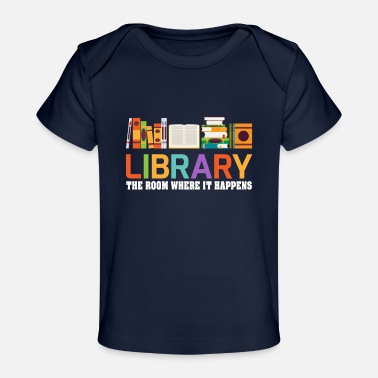 Book Great Costume For Book Lover. - Baby Organic T-Shirt