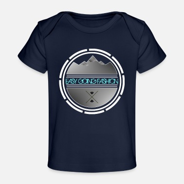 Easy Going Fashion Easy Going Fashion Brand - Baby Organic T-Shirt