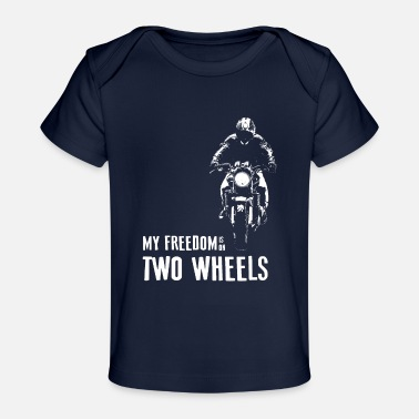 Motorcycles Motorcycle - Baby Organic T-Shirt