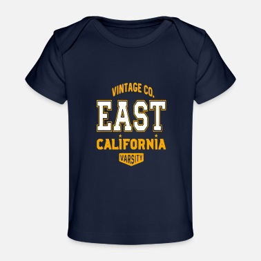 East East California - Baby Organic T-Shirt
