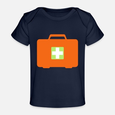 First Aid First Aid Kit - Baby Organic T-Shirt