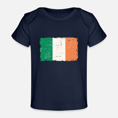 Flag Of Ireland Flag - Baby Organic T-Shirt