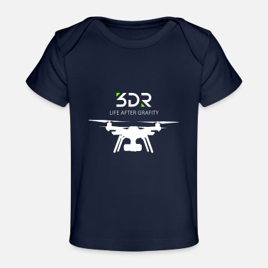 3dr 3DR DRONE SOLO - Baby Organic T-Shirt