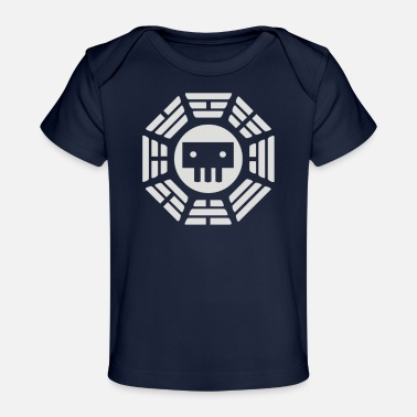 Initial The Robot Initiative - Baby Organic T-Shirt