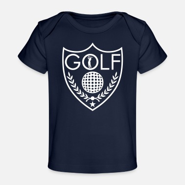 Coat Of Arms Golf coat of arms - Baby Organic T-Shirt