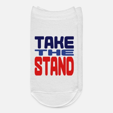Takecare take the stand - Ankle Socks