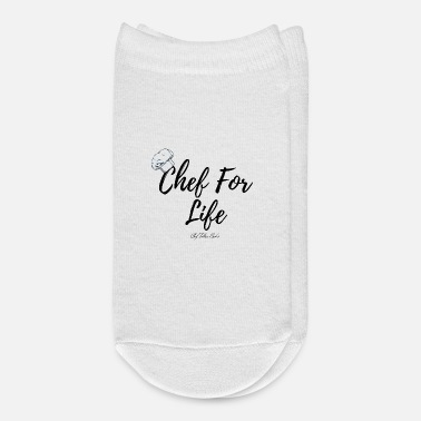 Life Chef For Life - Ankle Socks