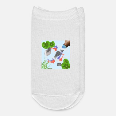 Pond Fish Pond - Ankle Socks