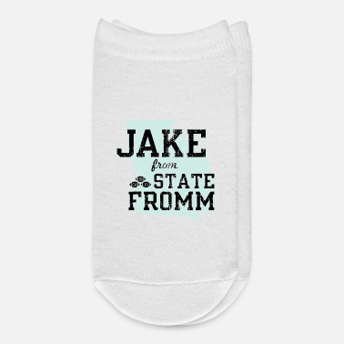 Worldcup jake from state fromm soccer teamwork worldcup spo - Ankle Socks